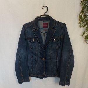GLORIA VANDERBILT ♡ Ladies Denim Jacket